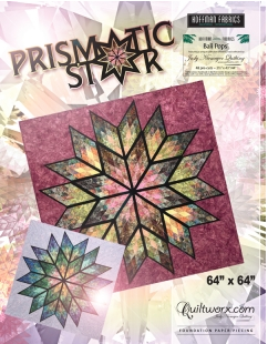 Prismatic Star Pattern