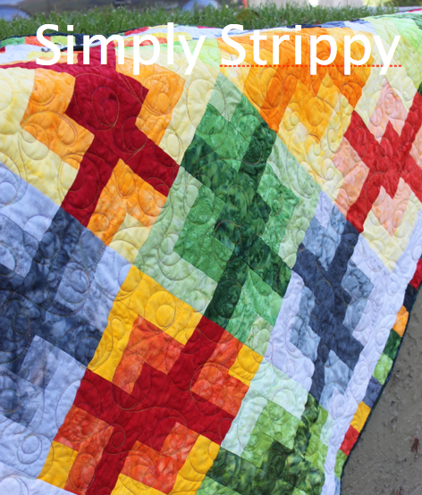Simply Strippy Pattern