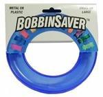 Bobbin saver - Lavendar/blue/red