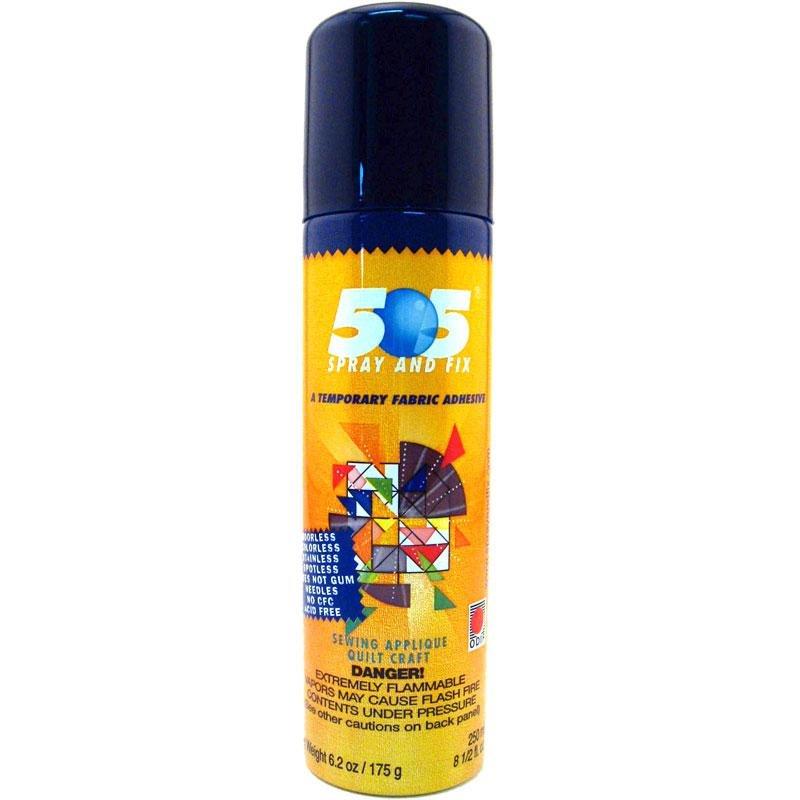 505 Temporary Fabric Adhesive 206g