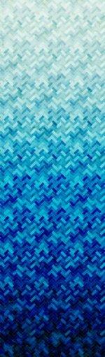 Backsplash by Hoffmann - Ice Blue