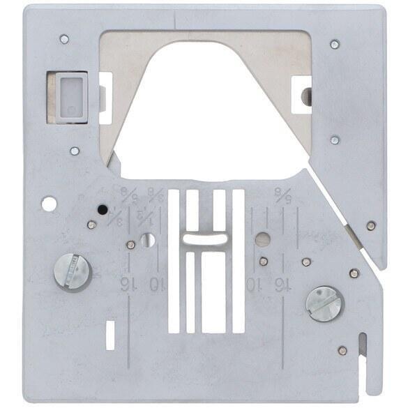 Singer Needle Plate Standard / Bin 2