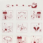 Winter Wonderland (Bunny Hill Designs) by Moda