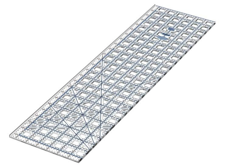 TrueCut Ruler 6 1/2 inches by 24 inches