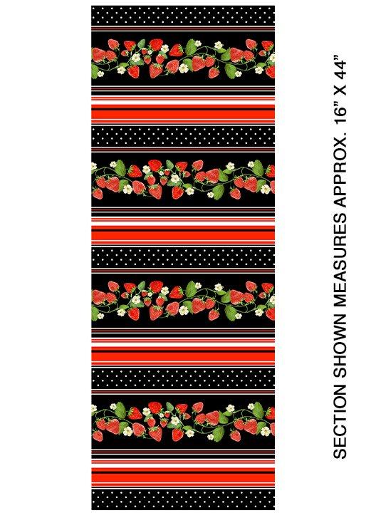 Strawberry Fields Forever - Black