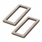 Rectangle Ring 1.5 Flat