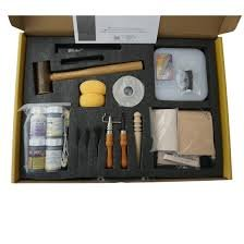 Janome - Tandy Deluxe Leather Kit for H9