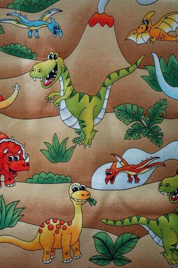 Jurassic Print Dino Allover #2