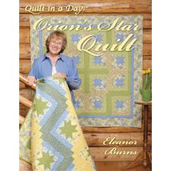 Orion Star Quilt