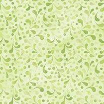 Swirl Light Green