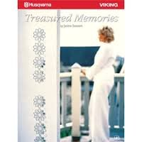 Card 140 - Treasured Memories (CD)  by Janice Stewart - Husqvarna (Rack 1 Shelf 1)