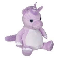 Violette Unicorn Embroidery Buddy