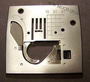 Bin 1-4 / Needle Plate /