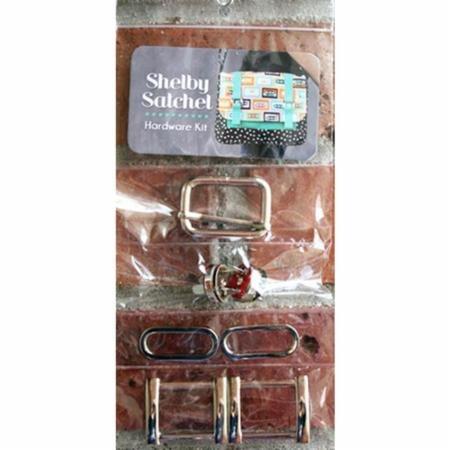 Shelby Satchel Hardware Kit Lass002