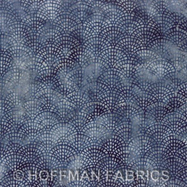 Hoffman Batik Indigo