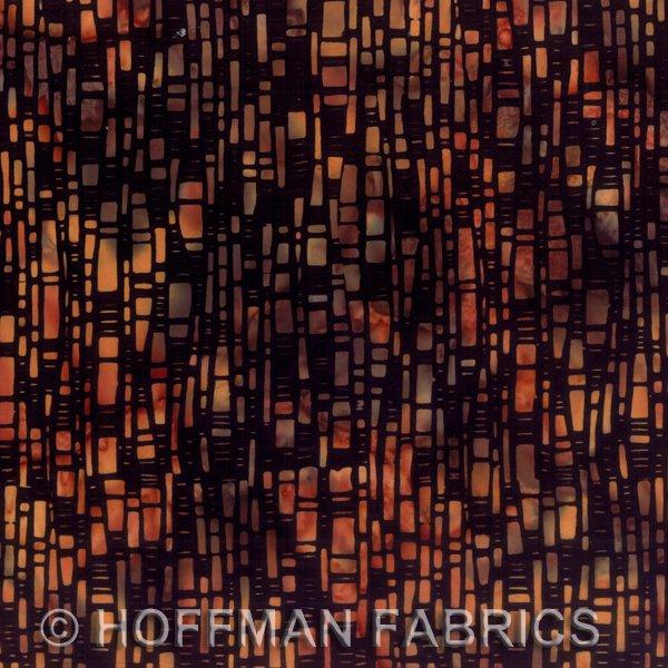 Hoffman Batik Cinnabar