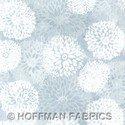 Hoffman Batik Frost