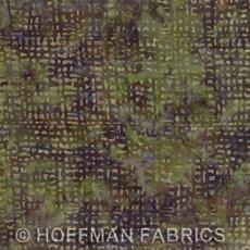 Hoffman Batik Mallard