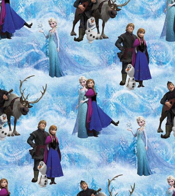 Frozen Character Scenes 51877