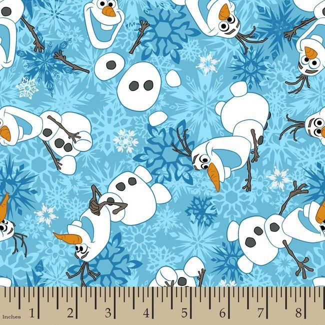 Frozen Olaf Snowflakes 53326
