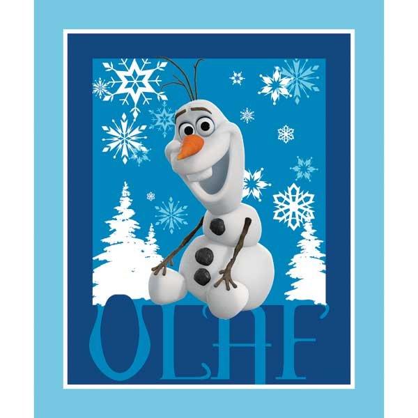 Frozen Olaf Yard Panel 53552