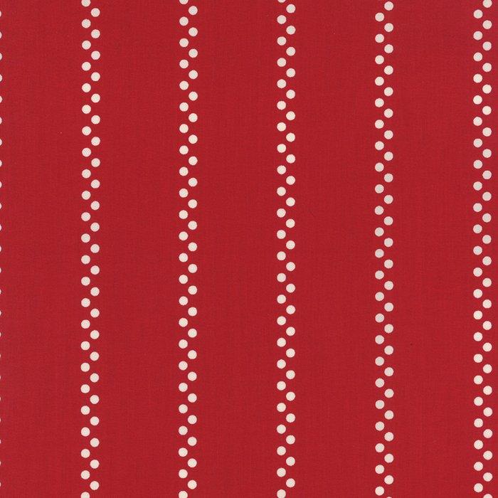 Bistro Stripe Red