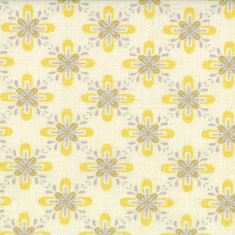 Baby Jane Cream Mustard