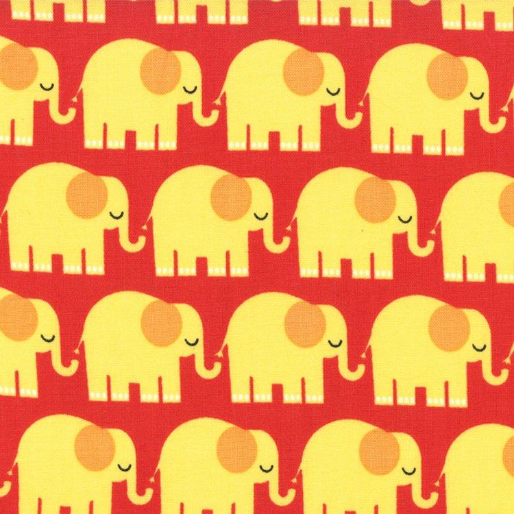 Bungle Jungle Red