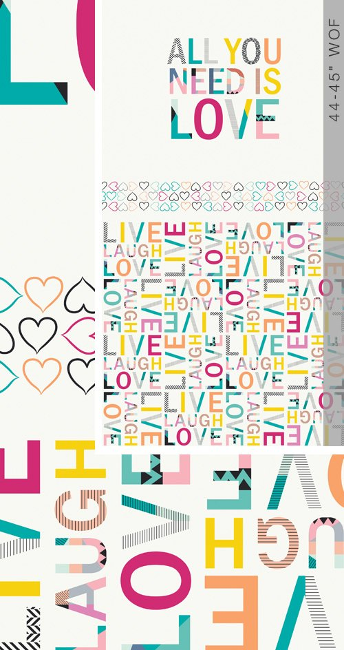 AGF Capsules All You Need is Love Panel