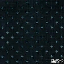Diamond Textiles Primitive RusticYard Woven  Blackbird