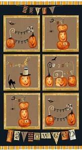 Cheeky Pumpkins Panel