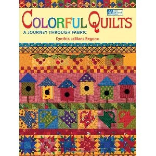 Colorful Quilts Book