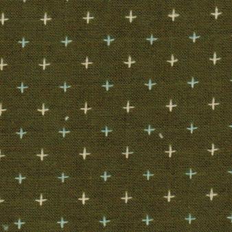 Diamond Textiles Nikko Yard Dyed Woven Olive