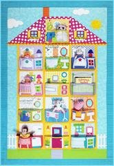 Dollhouse Quilt Kit