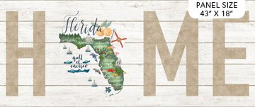 My Home State Florida Panel