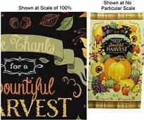 Harvest Collage Panel