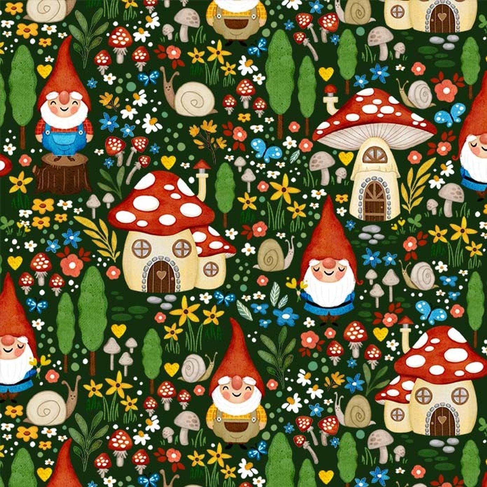 Gnome Sweet Gnome - Gnome Garden