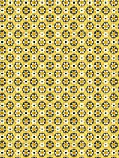 Let I Bee Yellow Flowers in Dots