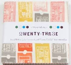Twenty Three Charm Pack