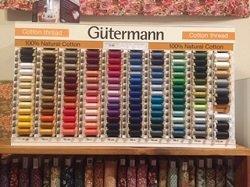Gutermann 100% cotton Thread - 103m/110yds