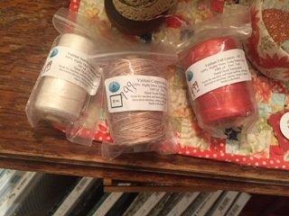 Valdani Quilting Cotton Thread - 35 wt