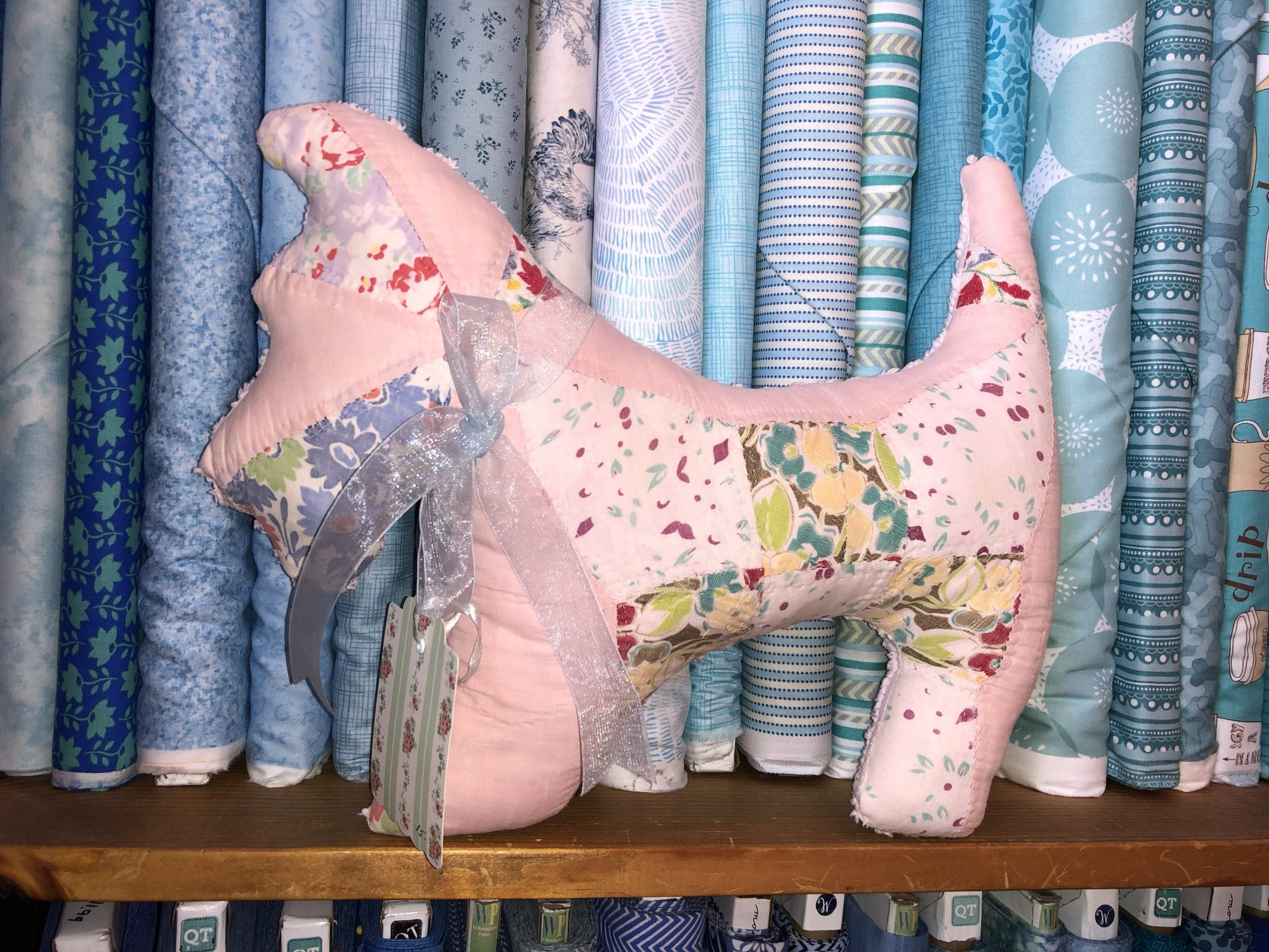 Kathy's Patchwork Dog