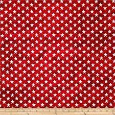 Classique Stars Red/White