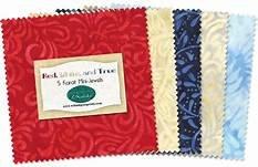 Red White and True 5 Karat Mini-Jewels