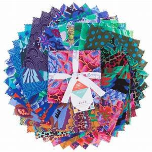 Kaffe Fassett 5 Charm Pack - Dark (42pc)