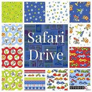 Safari Drive 1/2 yard Bundle