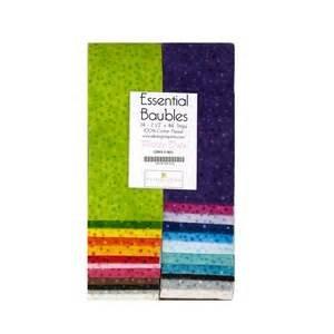 Essential Baubles-Petite Dots Flannel