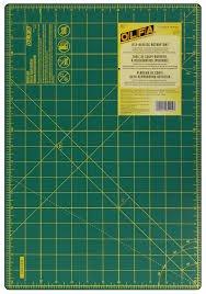 Olfa self-healing rotary mat 18 in x 24 in
