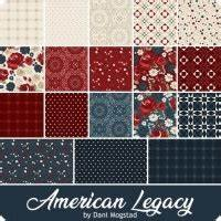 American Legacy - 5in Squares - 42pc