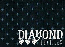Diamond Textiles Manchester Yarn Dyed Woven Restless Sea